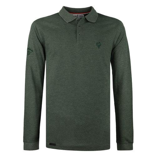 Men's Polo Blaricum - Forest Green
