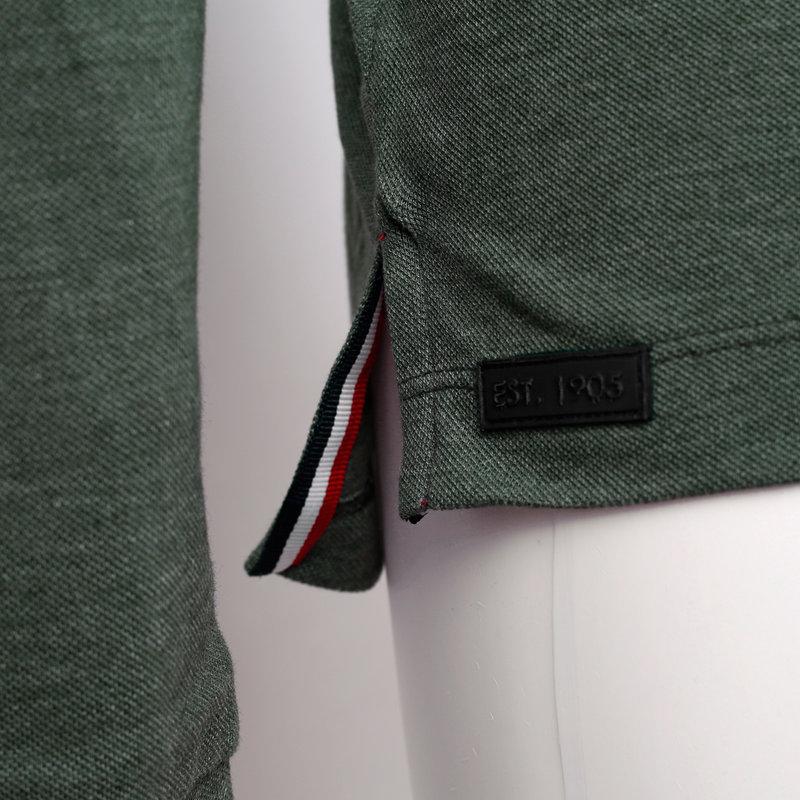 Q1905 Men's Polo Blaricum - Forest Green