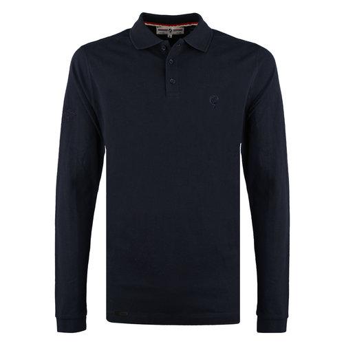 Men's Polo Blaricum - Dark Blue