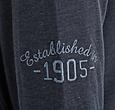 Q1905 Heren Polo Blouse Bunschoten - Denim Blauw
