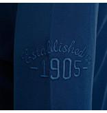 Q1905 Men's Polo Blouse Bunschoten - Marine Blue