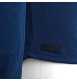 Q1905 Heren Polo Blouse Bunschoten - Marine Blauw