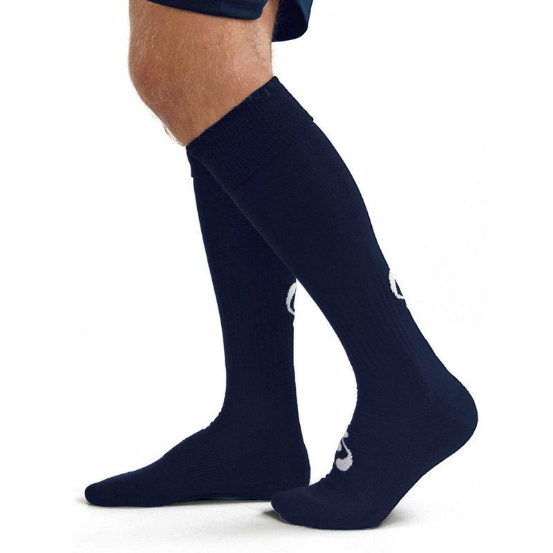 Q1905 Standaard Socks - Navy/White
