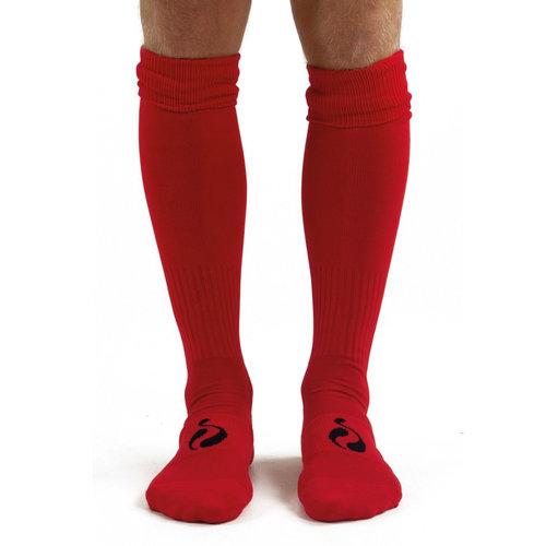 Standaard Socks - Red/Black