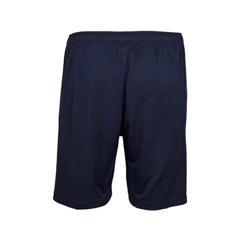 Q1905 Heren Trainingsshort Namli Navy / Grijs / Wit