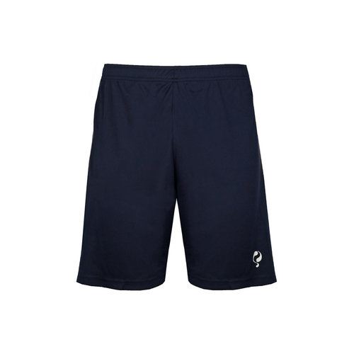 Kids Trainingsshort Namli Navy / Grijs / Wit
