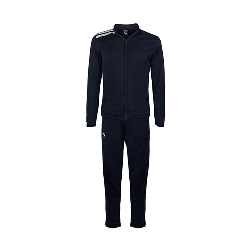 Kids Tracksuit Koster - Navy/White