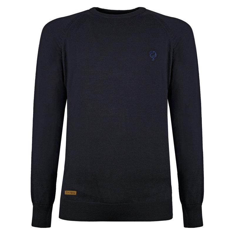 Q1905 Men's Pullover Rozenburg - Dark blue