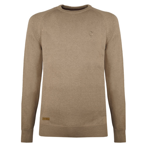 Men's Pullover Rozenburg - Taupe