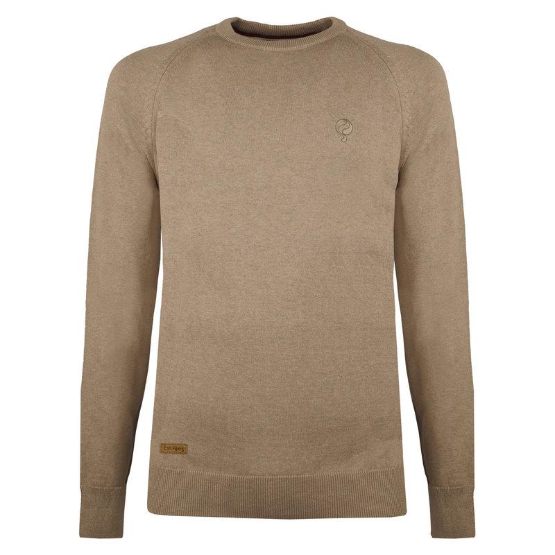 Q1905 Men's Pullover Rozenburg - Taupe