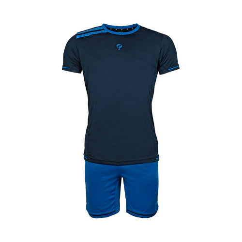 Kids Trainingsset Vloet Navy / Blue