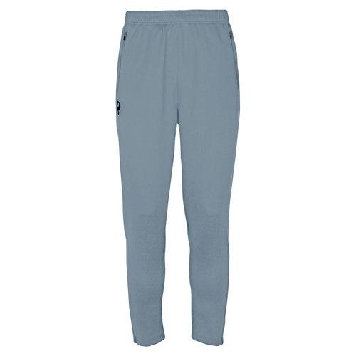 Heren Trainingsbroek Delmee - Lichtblauw/Zwart