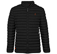Q1905 Men's Jacket Ravestein - Black/Orange