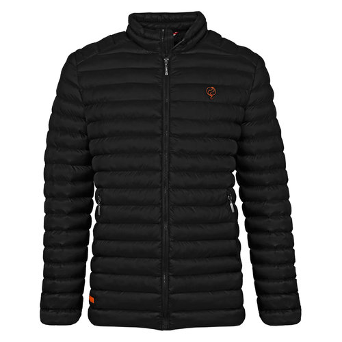 Men's Jacket Ravestein - Black/Orange