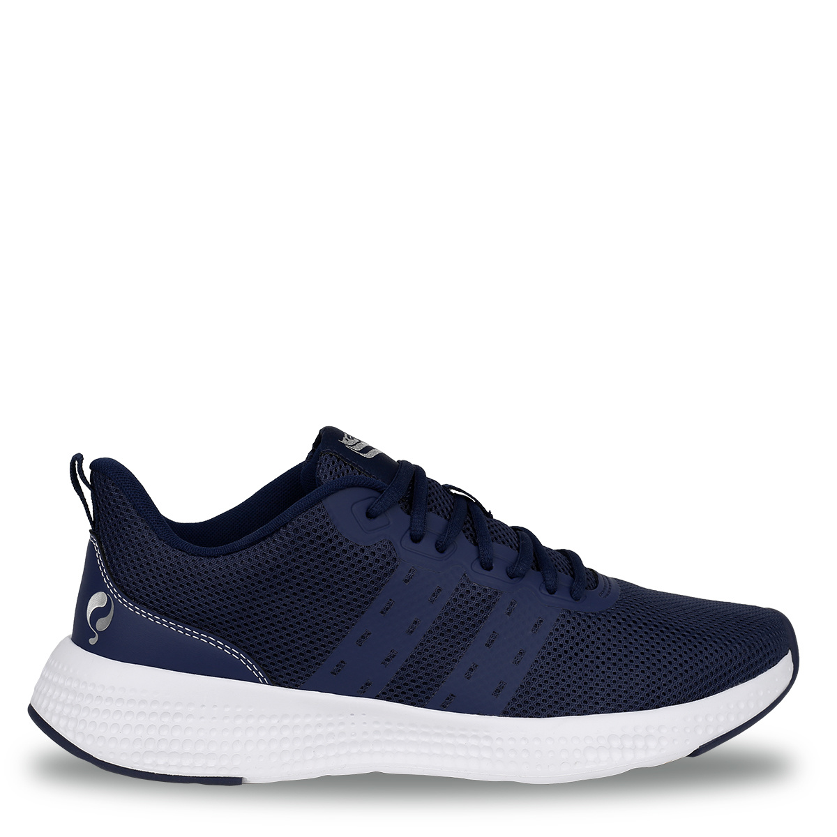 Heren Sneaker Oostduin - Donkerblauw/Wit
