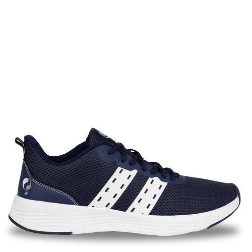 Heren Sneaker Oostduin - Donkerblauw/Wit/Wit
