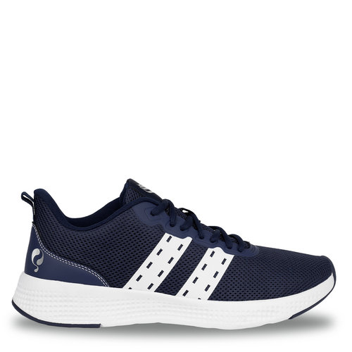 Men's Sneaker Oostduin - Dark Blue/White/White