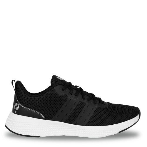 Heren Sneaker Oostduin - Zwart/Wit