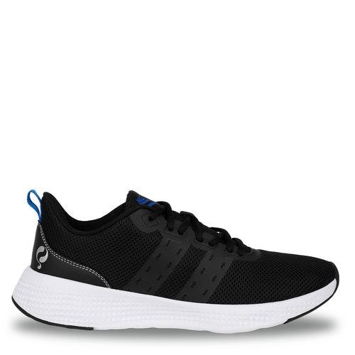 Men's Sneaker Oostduin - Black/White/Kings Blue