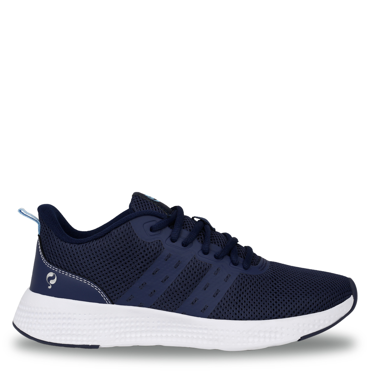 Dames Sneaker Oostduin - Donkerblauw/Lichtblauw