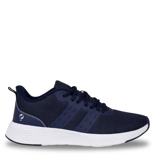 Women's Sneaker Oostduin - Dark Blue/White