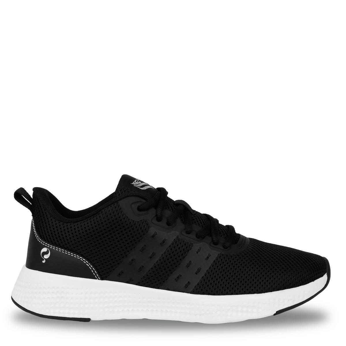 Dames Sneaker Oostduin - Zwart/Wit
