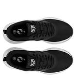 Q1905 Dames Sneaker Oostduin - Zwart/Wit