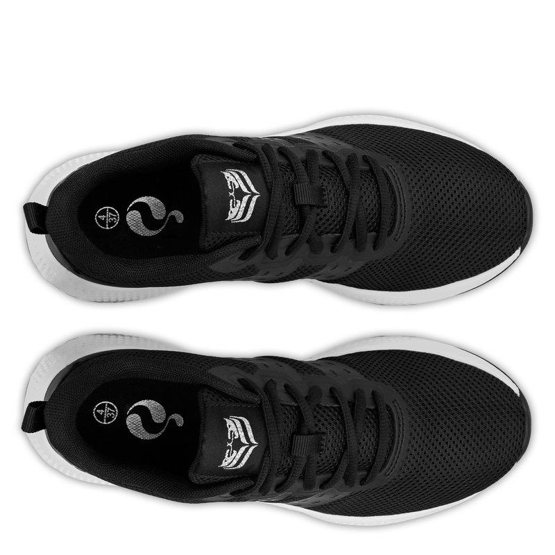 Q1905 Women's Sneaker Oostduin - Black/White