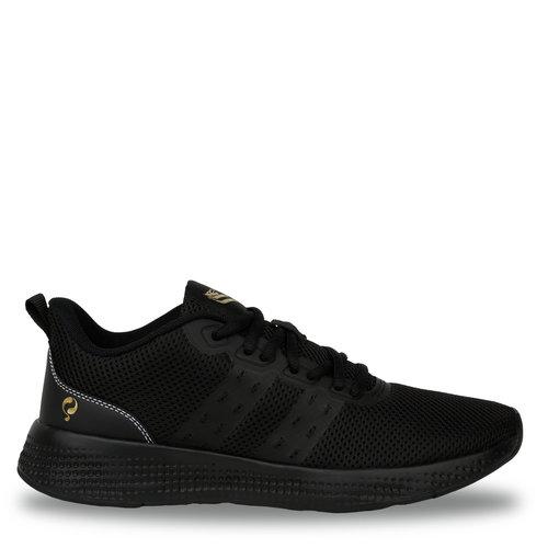Women's Sneaker Oostduin - Black/Black