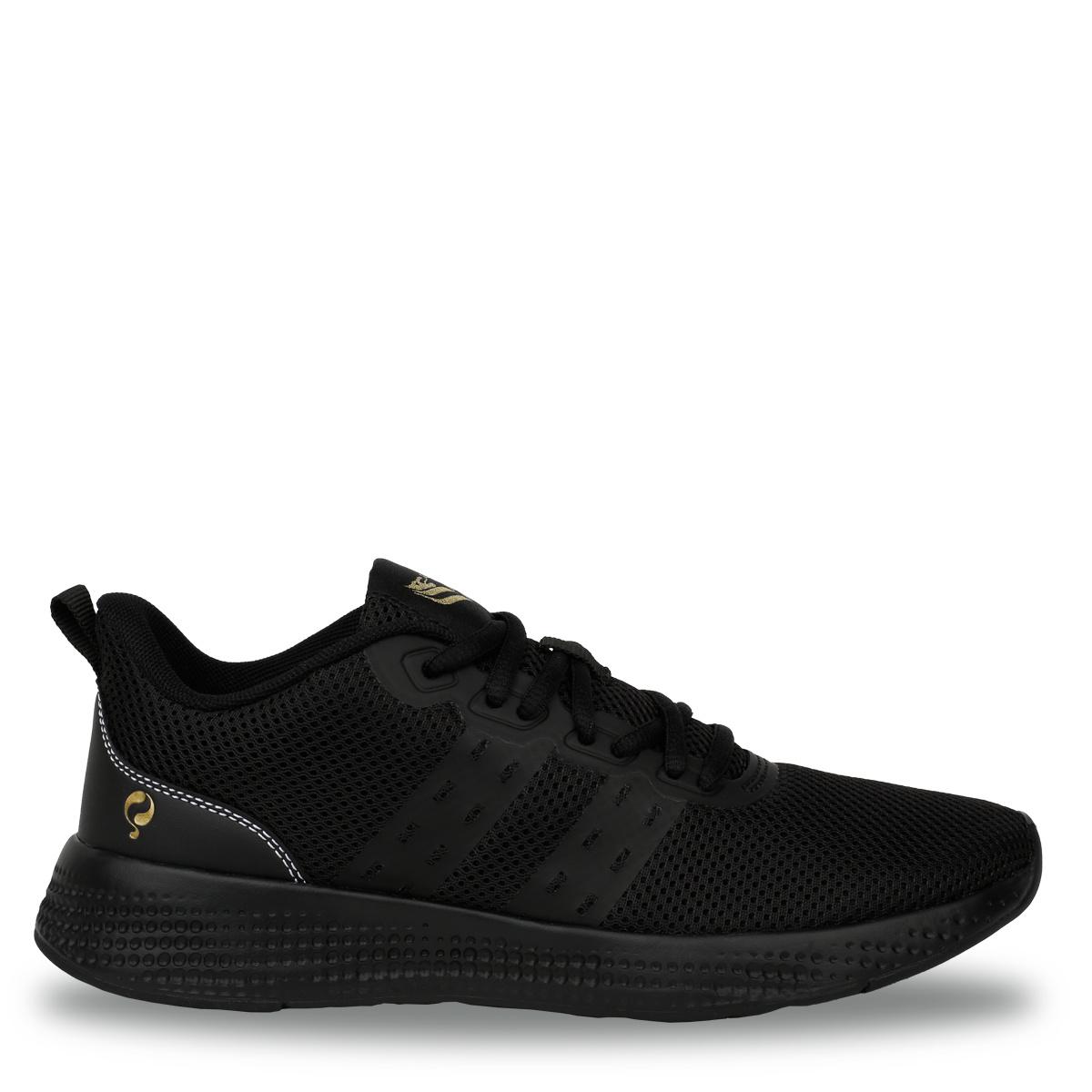 Dames Sneaker Oostduin - Zwart/Zwart