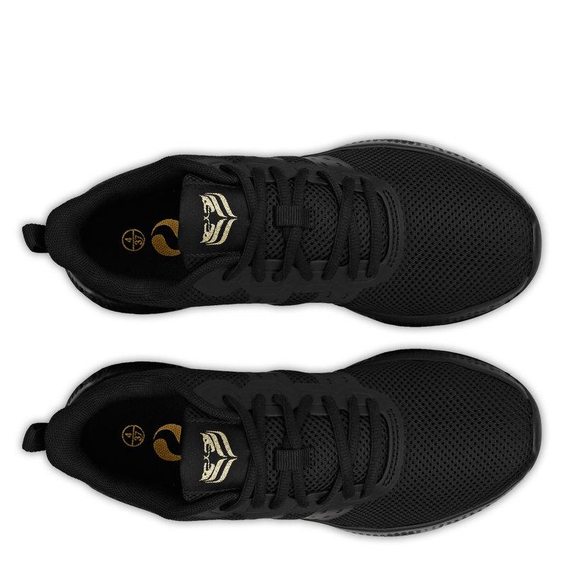 Q1905 Women's Sneaker Oostduin - Black/Black