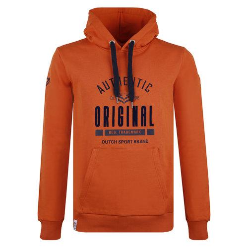 Men's Pullover Winterswijk - Rust Orange