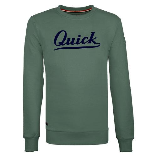Men's Pullover Zaandijk - Oase Green