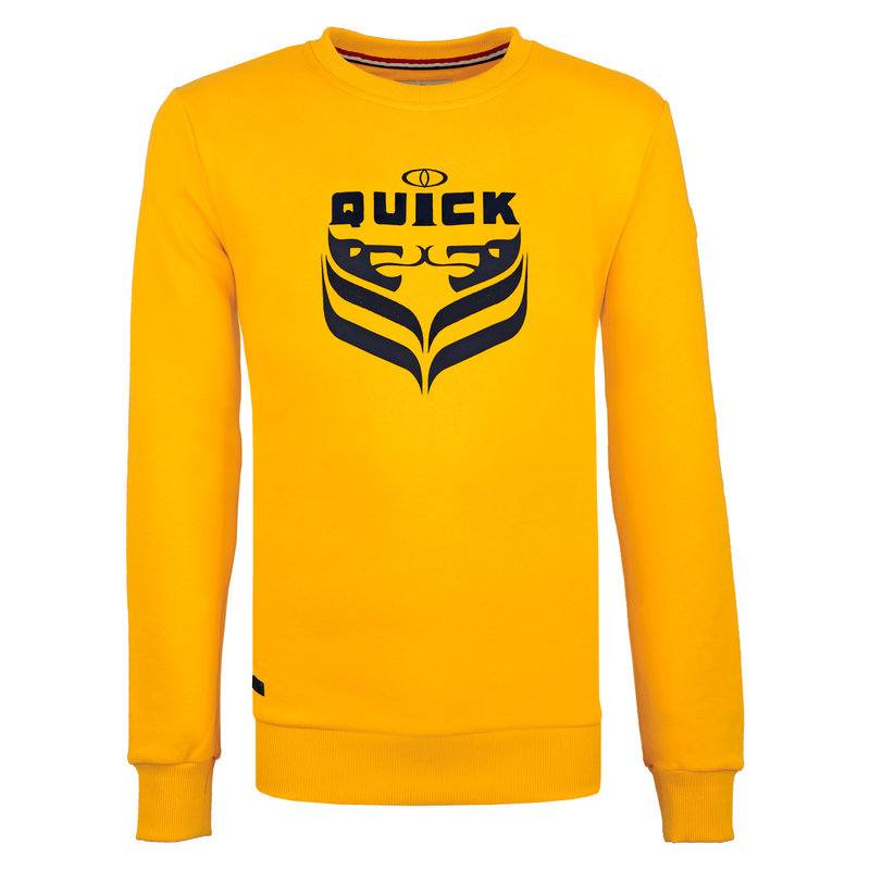 Q1905 Men's Pullover Zaandijk - Sun Yellow