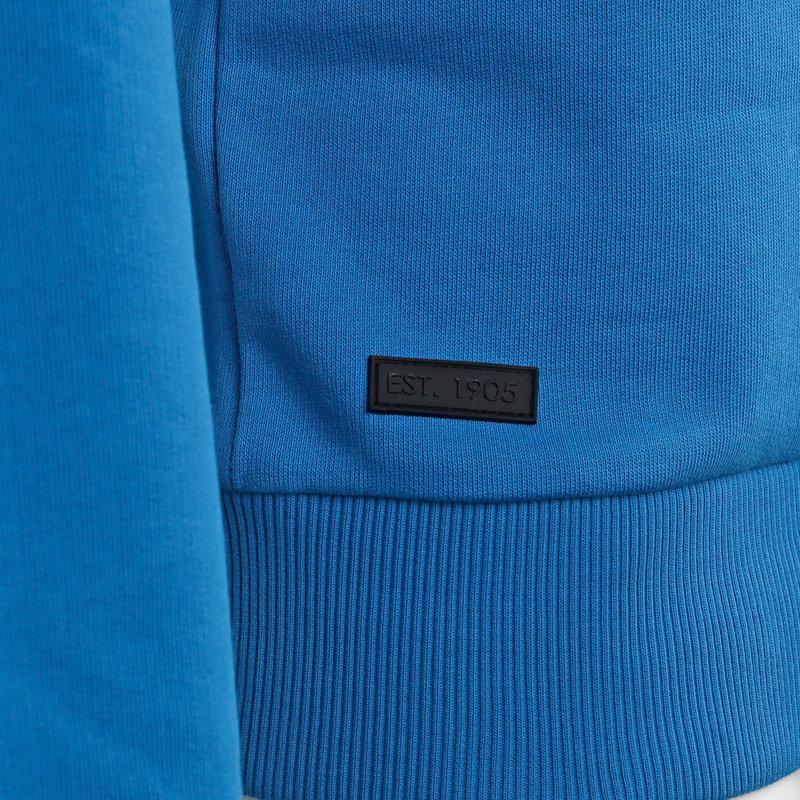 Q1905 Heren Trui Zaandijk - Kobalt Blauw