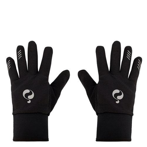 Handschoenen Q - Zwart/Wit
