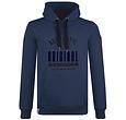 Q1905 Men's Pullover Winterswijk - Marine Blue