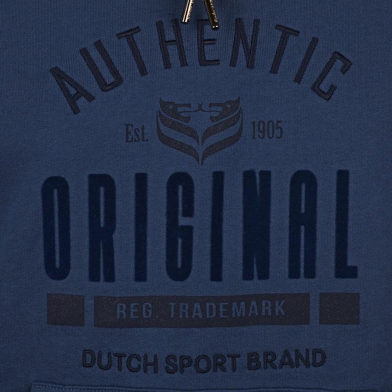 Q1905 Heren Trui Winterswijk - Marine Blauw
