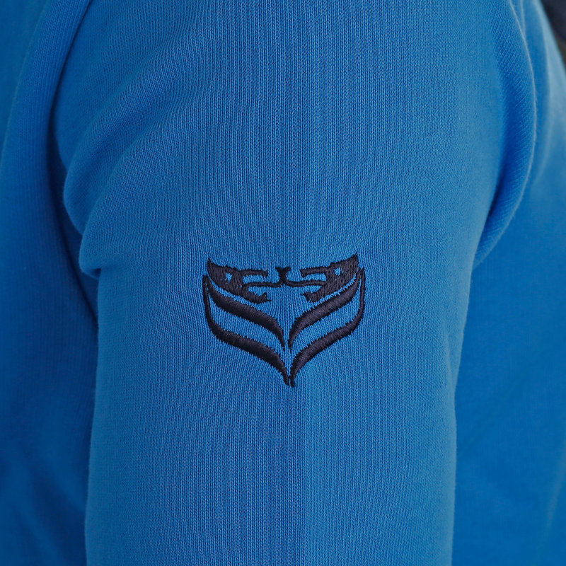Q1905 Men's Pullover Winterswijk - Kobalt Blue