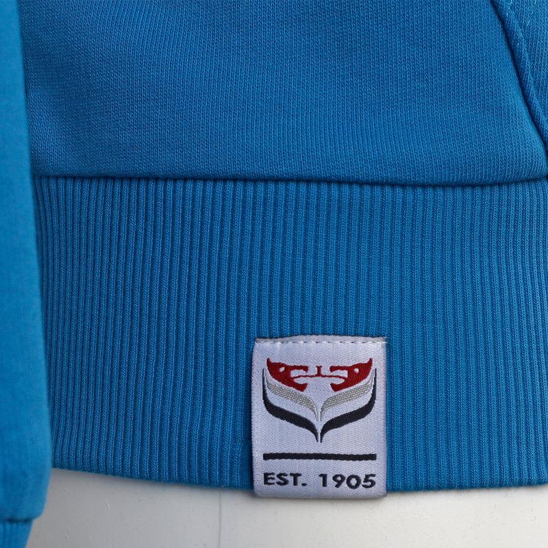 Q1905 Heren Trui Winterswijk - Kobalt Blauw