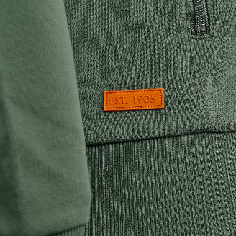 Q1905 Men's Vest Amerongen - Oase Green