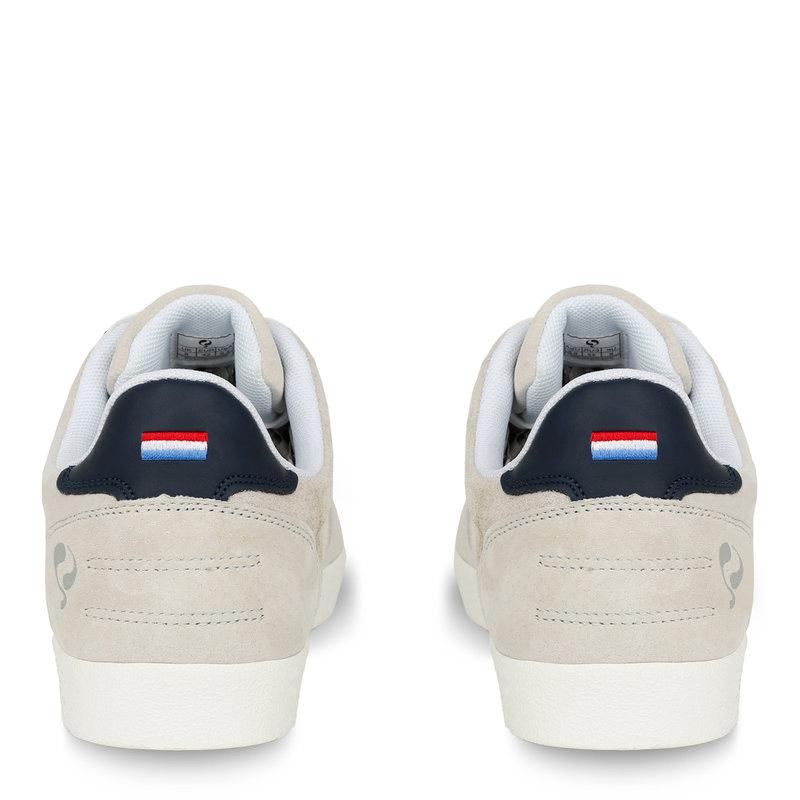 Q1905 Men's Sneaker Platinum - White Grey/Dark Blue