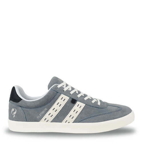 Men's Sneaker Platinum - Light Blue/white
