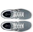Q1905 Heren Sneaker Platinum - Lichtblauw/Wit