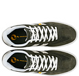 Q1905 Heren Sneaker Platinum - Donkergroen/Wit