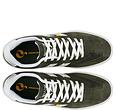 Q1905 Men's Sneaker Platinum - Dark Green/White