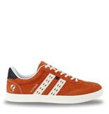 Q1905 Men's Sneaker Platinum - Orange/White