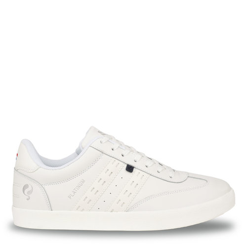 Men's Sneaker Platinum - White