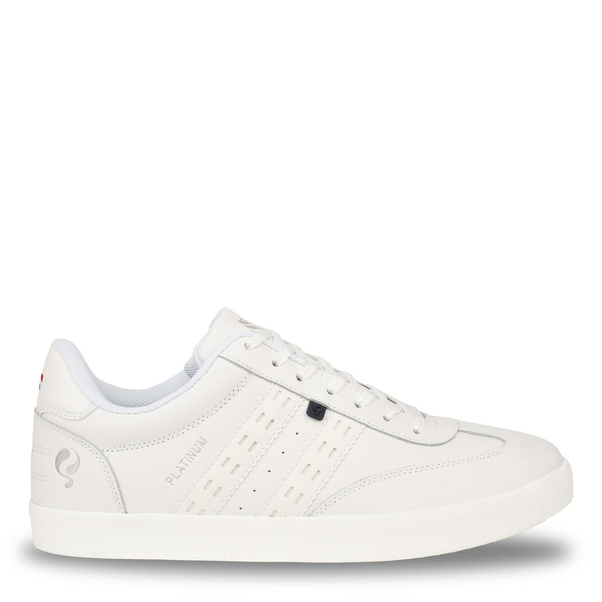 Heren Sneaker Platinum - Wit