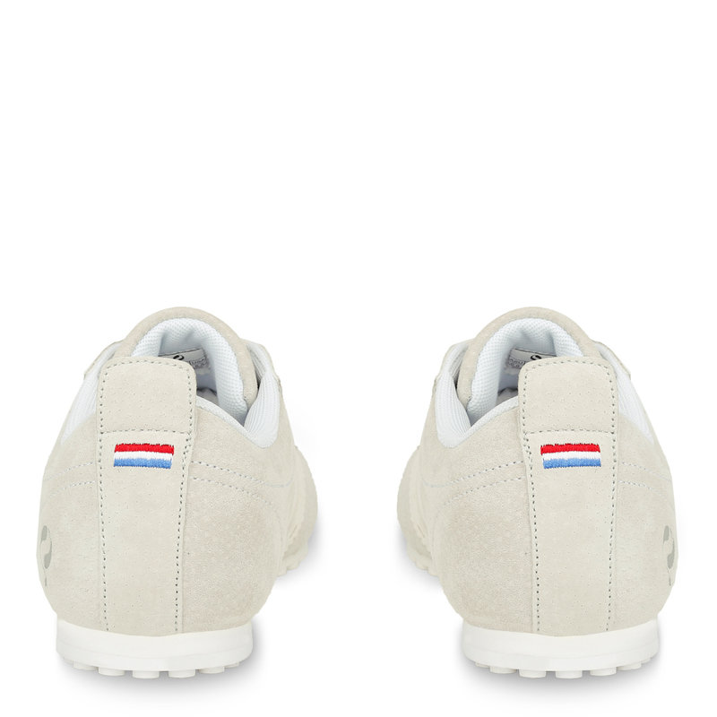 Q1905 Heren Sneaker Typhoon SP - Witgrijs/Wit
